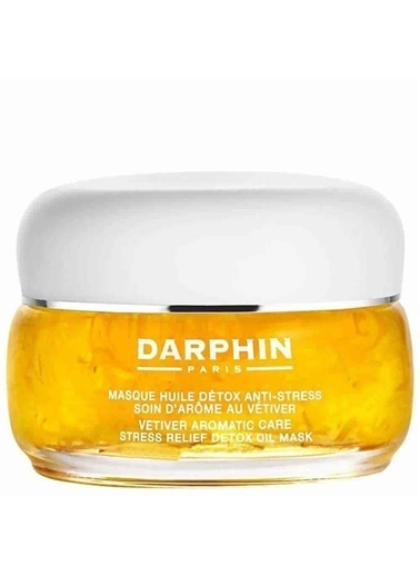 Darphin DARPHIN Vetiver Aromatic Care Stress Relief Detox Oil Mask 50 ml Renksiz